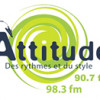 Logo Attitude 98.3 Fm 90 Outlook