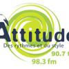 Logo Attitude 98.3 Fm 90 Outlook