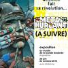 Presse Affiche Metal Hurlant A Suivre C La Cite Fhel Casterman 2014