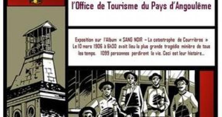 Office du tourisme association du fibd - Office du tourisme angouleme ...