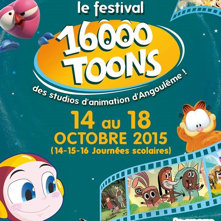 Office du tourisme 16000 toons 2015 angoul me attitude - Office du tourisme angouleme ...
