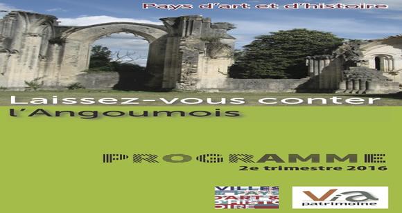Office du tourisme via patrimoine label pays d art et de l histoire de l angoumois attitude - Office de tourisme de vias ...