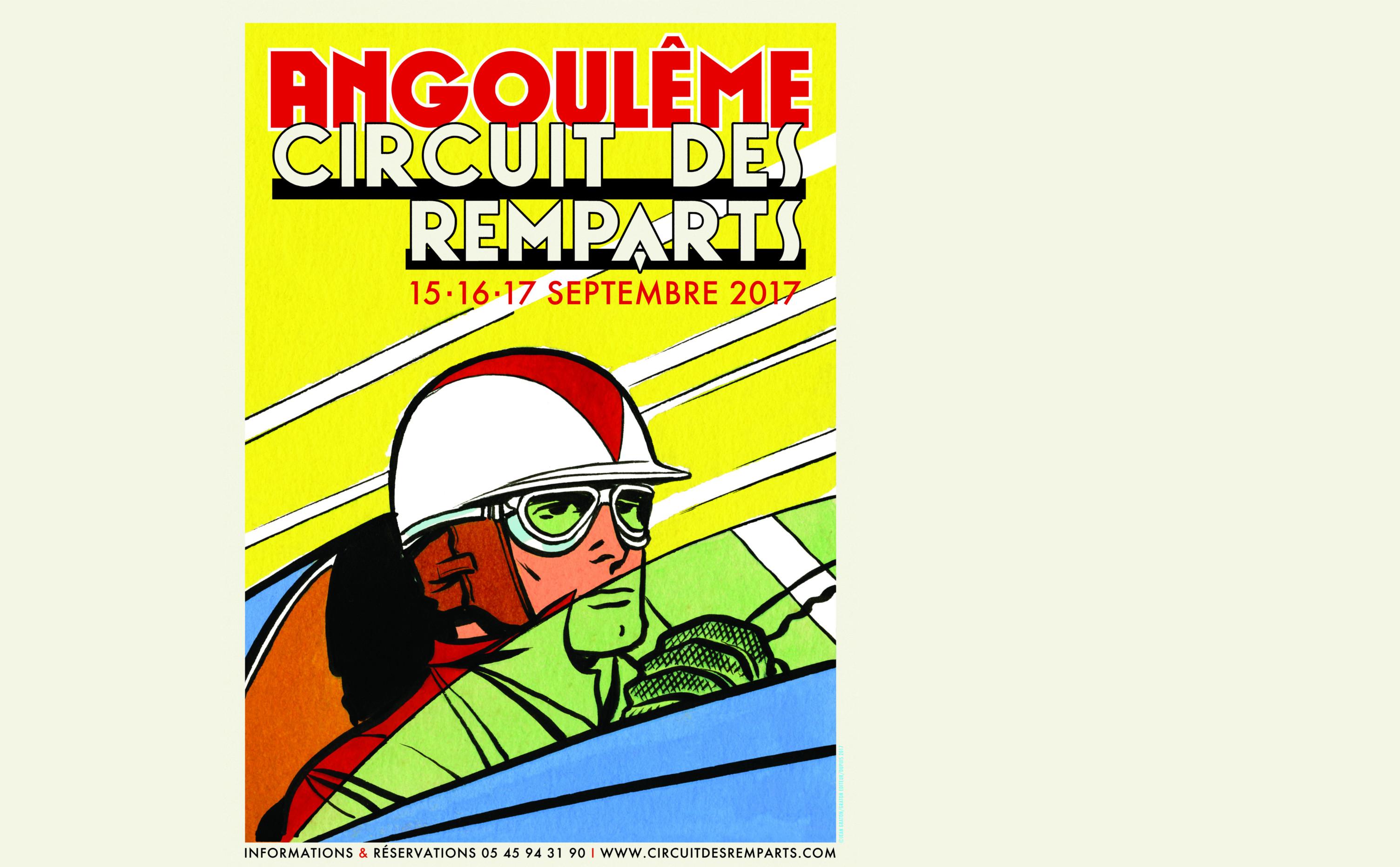 Office du tourisme circuit des remparts 2017 attitude - Office du tourisme angouleme ...