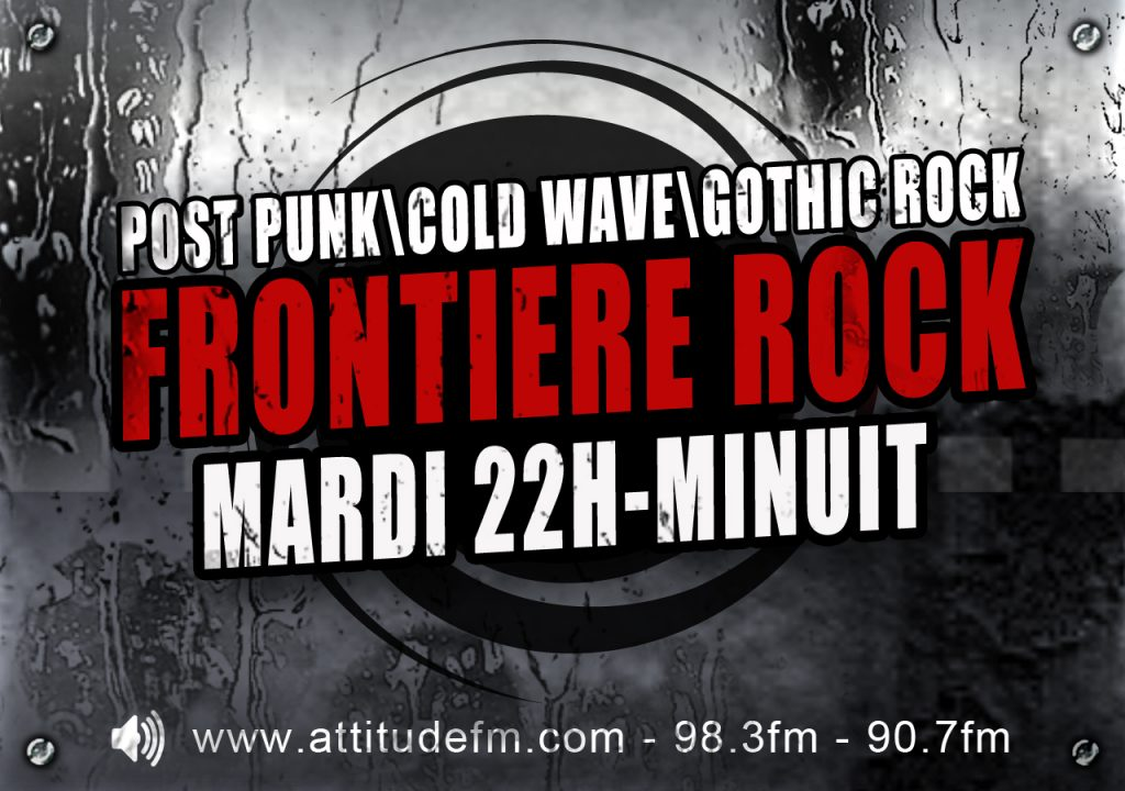 Radio Post Punk Frontière Rock 100% Underground
